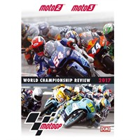 The Official 2017 Moto 2 & Moto 3 Review DVD