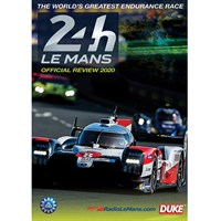 Season Review The Official Review of the 2020 Le Mans 24 Hours DVD
