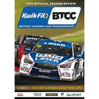 Season Review The Official 2020 BTCC Review DVD