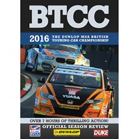 The Official 2016 BTCC Review DVD