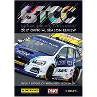 The Official 2017 BTCC Review DVD