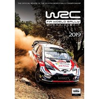 The Official 2019 World Rally Review DVD