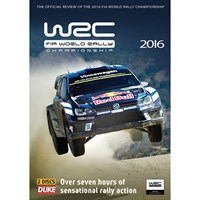 The Official 2016 World Rally Review DVD