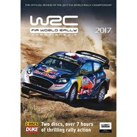 The Official 2017 World Rally Review DVD