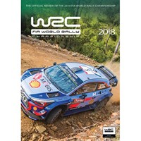 The Official 2018 World Rally Review DVD
