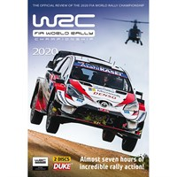 Season Review The Official 2020 World Rally Review DVD
