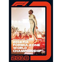 The Official 2018 Formula One Review DVD