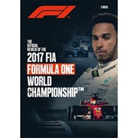 The Official 2017 Formula One Review DVD