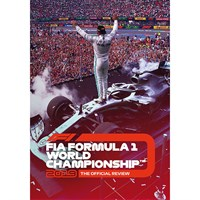 The Official 2019 Formula One Review DVD