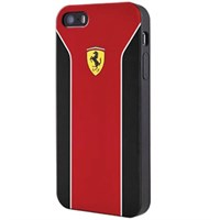 Ferrari Racing iPhone5 Case - red