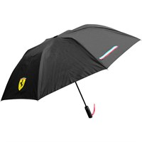 Ferrari Compact umbrella black