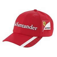 Ferrari 2017 Team Cap Red