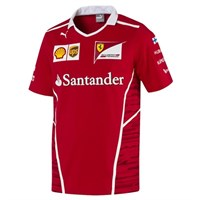 Ferrari 2017 Raikkonen T-Shirt Red