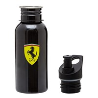 Ferrari Stainless Steel Bottle Black