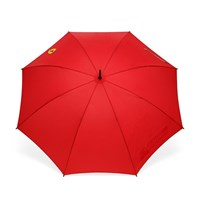 Ferrari Large Umbrella Red