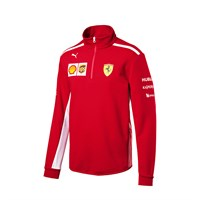 Scuderia Ferrari 2018 Team Half Zip Fleece