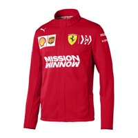 Scuderia Ferrari 2019 Team softshell jacket in red