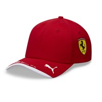 Scuderia Ferrari 2020 Team kids cap in red
