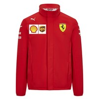 Scuderia Ferrari 2020 Team soft shell jacket in red