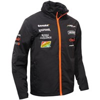 Sahara Force India Team waterproof jacket