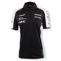 Sahara Force India Womens 2016 Replica polo