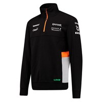 Force India 2017 Sweatshirt Black