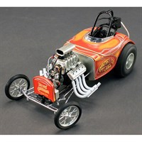 Mental Cruelty Altered Bantam Dragster - D. Bowman 1:18