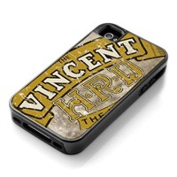 Retro Legends Classic Vincent Iphone cover