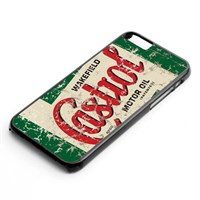 Retro Legends Castrol Iphone cover