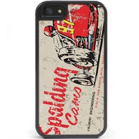 Retro Legends Spalding Iphone case