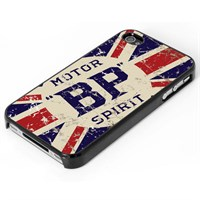 Retro Legends Motor BP Spirit Iphone cover