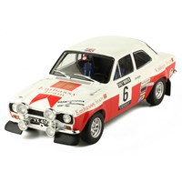 IXO Ford Escort Mk.1 RS1600 - 1971 RAC Rally - #6 R. Clark 1:18