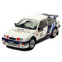 IXO Ford Sierra RS Cosworth - 1988 Rally Finland - #14 C. Sainz 1:18