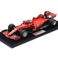 Look Smart Ferrari SF90 - 1st 2019 Italian Grand Prix - #16 C. Leclerc 1:18