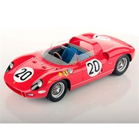Look Smart Ferrari 275P - 1st 1964 Le Mans 24 Hours - #20 1:18