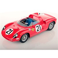 Look Smart Ferrari 250P - 1st 1963 Le Mans 24 Hours - #21 1:18