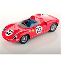Look Smart Ferrari 250P - 1963 Le Mans 24 Hours - #22 1:18
