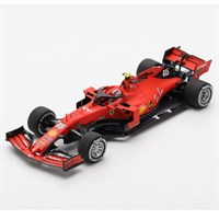 Look Smart Ferrari SF90 - 2019 Singapore Grand Prix - #16 C. Leclerc 1:43
