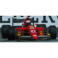 Look Smart Ferrari 642 - 1991 Monaco Grand Prix - #27 A. Prost 1:18