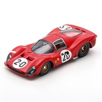 Look Smart Ferrari 330 P3 - 1966 Le Mans 24 Hours - #20 1:43