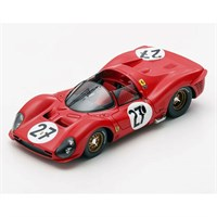 Look Smart Ferrari 330 P3 - 1966 Le Mans 24 Hours - #27 1:43