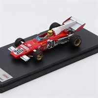 Look Smart Ferrari 312 B2 - 1972 French Grand Prix - #30 N. Galli 1:43