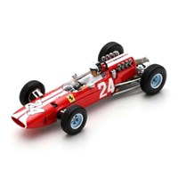 Look Smart Ferrari 158 - 1965 American Grand Prix - #24 B. Bondurant 1:43