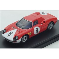 Look Smart Ferrari 250 LM - 1964 Reims 12 Hours - #8 1:43