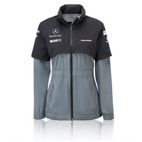 McLaren Ladies Team waterproof jacket