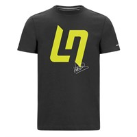 McLaren 2020 Lando Norris t-shirt in black