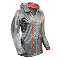 Vodafone McLaren Mercedes ladies team waterproof jacket