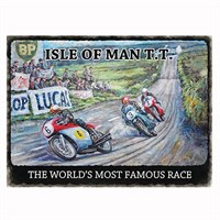 Isle Of Man TT Most Famous Sign