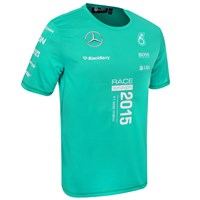 Mercedes 2015 Winners T-shirt