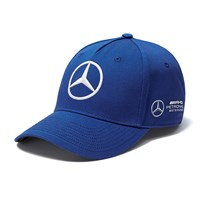 Mercedes AMG 2018 Bottas Cap in Blue